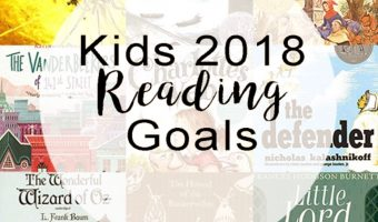 Kid's Reading Goals 2018
