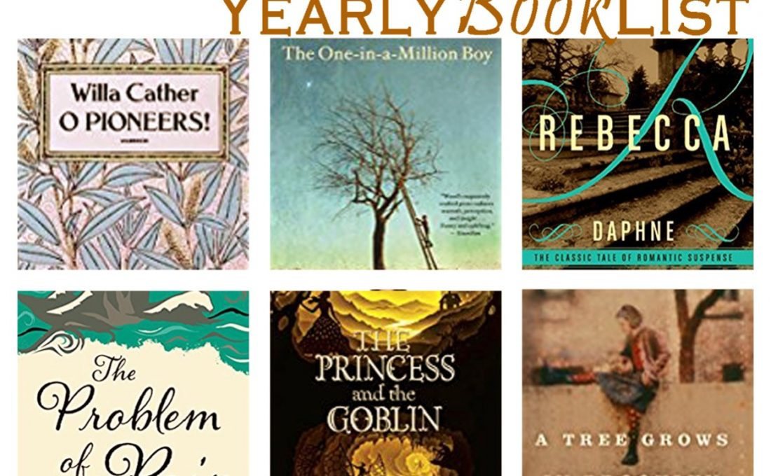 Reviewing 2017 Booklist