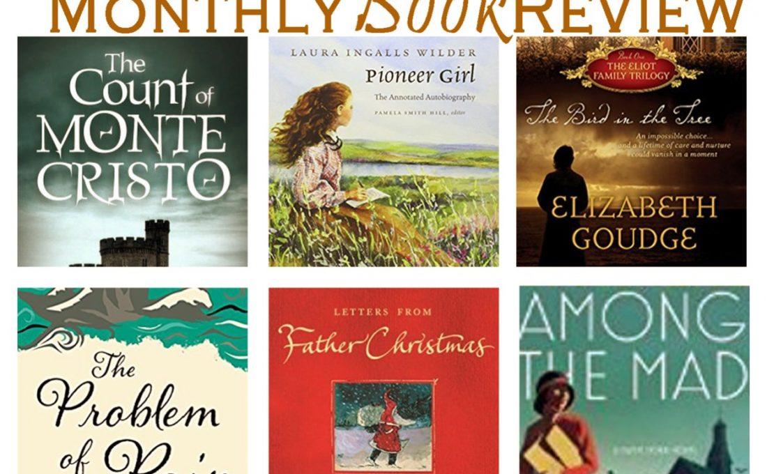 September through December Reads