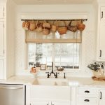Kitchen Basket Valance