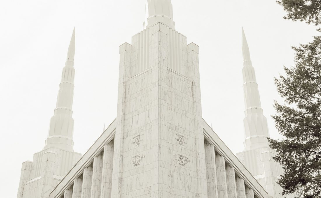 A Visit to the Portland Temple